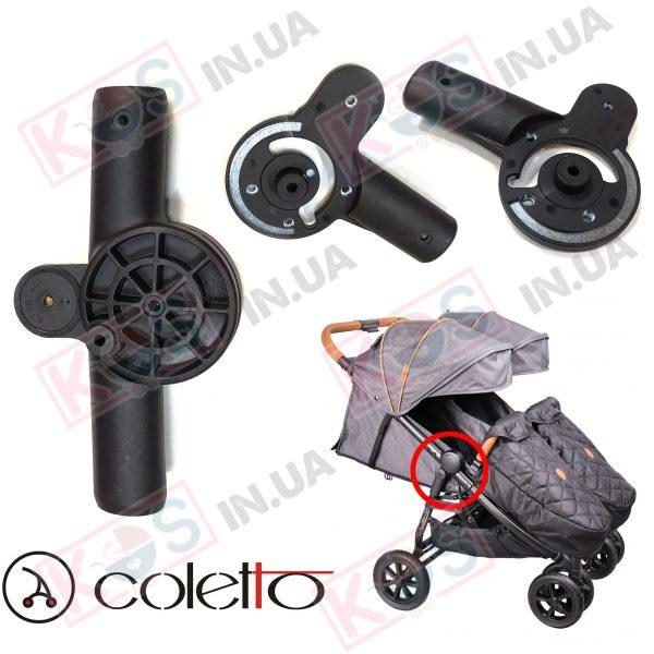 ремонт коляски coletto для двойни